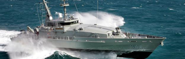 Offshore Patrol Vessel