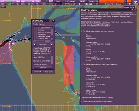 Northrop grumman sperry marine visionmaster ft® updated version.